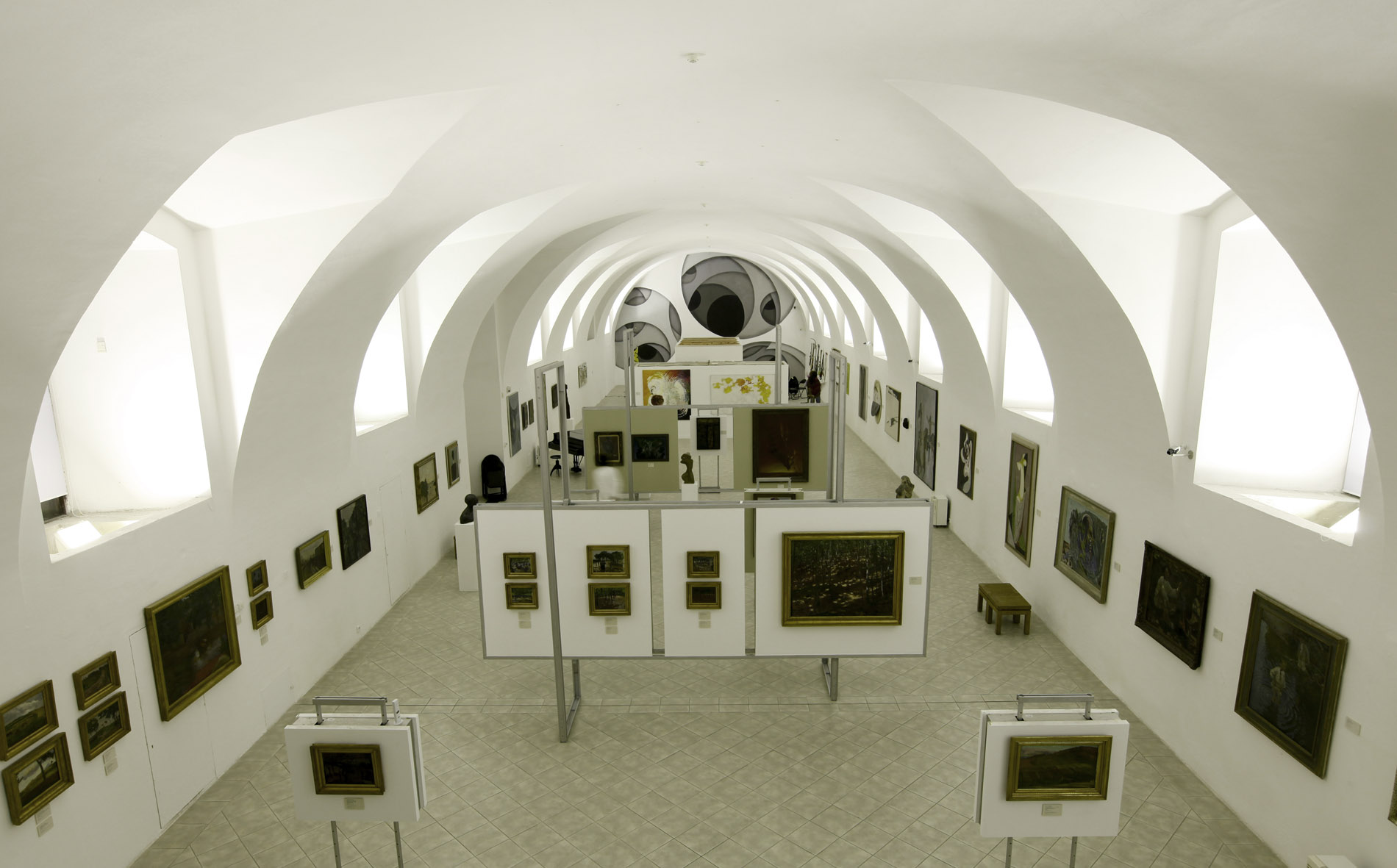 Jan Kaláb - Gallery view